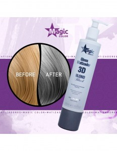 Magic Color 3D  Maska Tonująca Graphite 300 ml