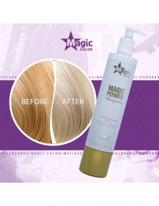 Magic Color 3D Maska Tonująca Pearl 300 ml